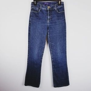 not your daughters mom jeans NYDJ high rise size 4